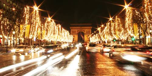 Arc de Triopmhe - Champs Elysees