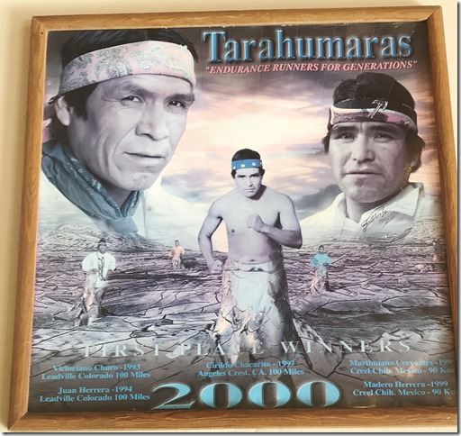 Tarahumaras endurance runners for generations
