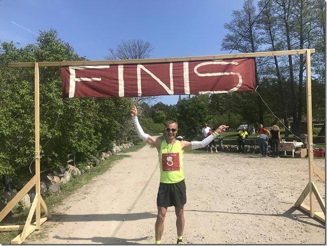 Ruhnu maratoni 2019 võitja Leivo Sepp