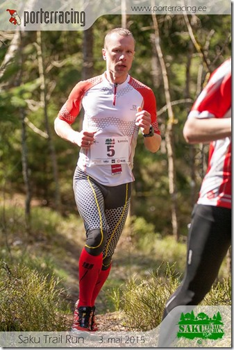 Saku Trail Run 2015 Leivo
