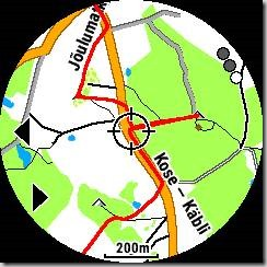 Forerunner 945 Garmin map