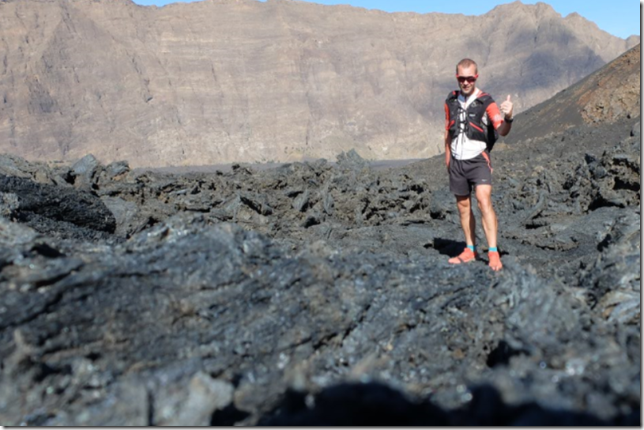Fogo Cape Verde running holiday